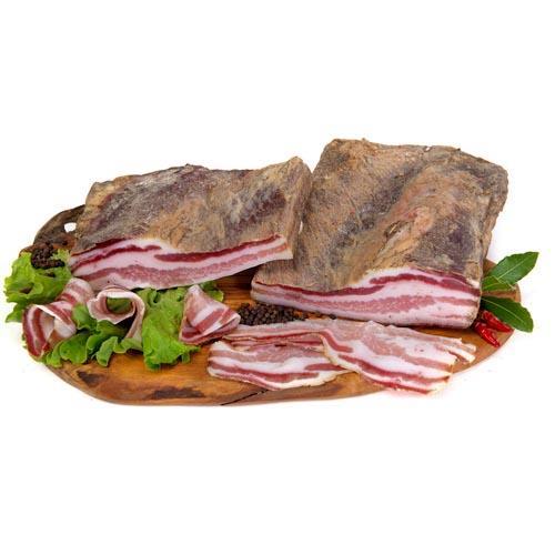 Pancetta Stagionata o Ventresca